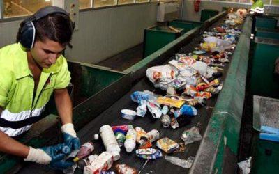 Gestión del Centro de Tratamiento de Residuos de Palencia