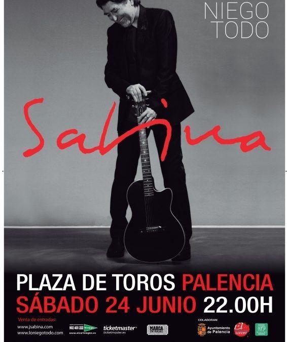 Urgencia en la Junta de Gobierno sobre el concierto de Joaquín Sabina