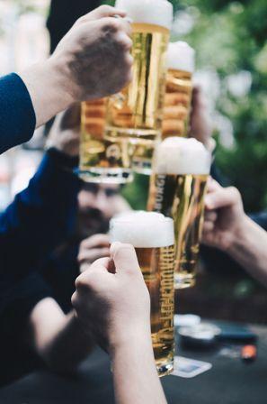 Exención de tasas en la Feria de la Cerveza de Palencia