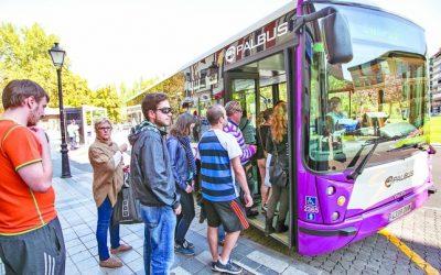 Solicitamos la paralización de la modificación del contrato de transporte urbano