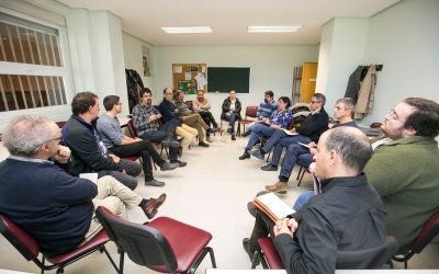 Reunión preparatoria del Encuentro de Candidaturas municipalistas de Castilla y León