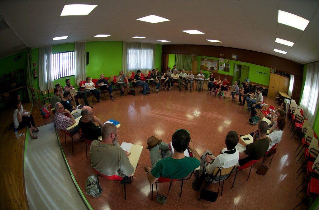 Ganar Palencia, entre Todos Y Todas. Llamada a la participación: Propuesta de debate Hacia las elecciones municipales de 2019