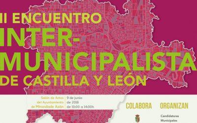 II Encuentro Municipalista de CyL: más allá de la plaza