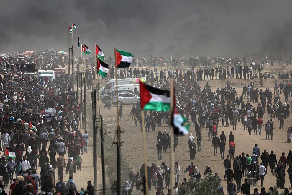 Declaración institucional suscrita por todos los grupos del Ayuntamiento de Palencia: Respecto a la situación en Gaza