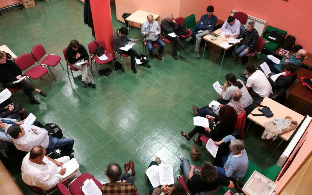 Ganar Palencia, entre todos y todas: Hoja de ruta hacia las elecciones municipales de 2019