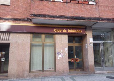 Local vacío de Caja España Avd. Santander 3