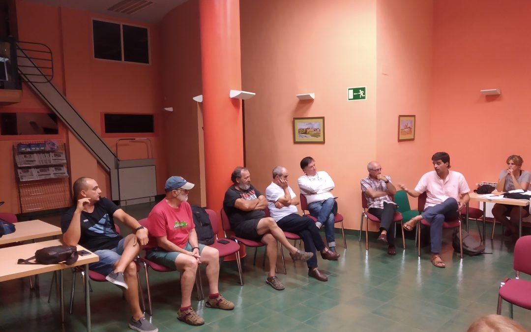 Acta de la Asamblea Ordinaria de Ganemos Palencia del 12 de septiembre de 2018