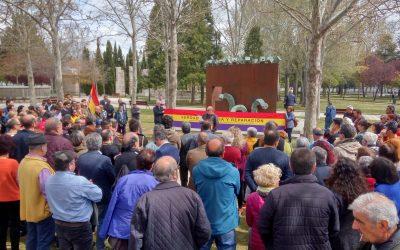 Homenaje a las víctimas del franquismo 14 de abril