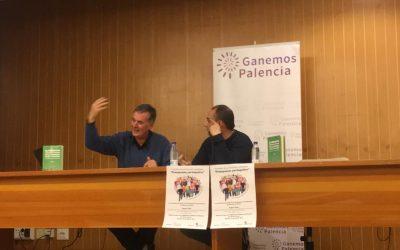 Conferencia de Rogèrio Dalló sobre presupuestos participativos