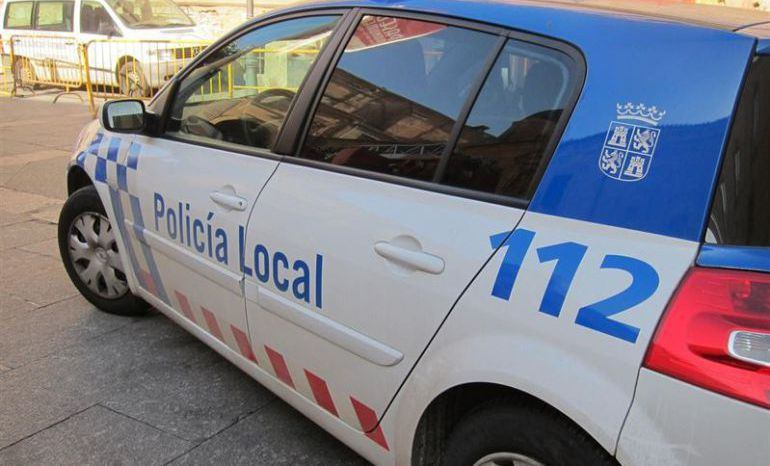 Reunión con representantes sindicales de la policía local