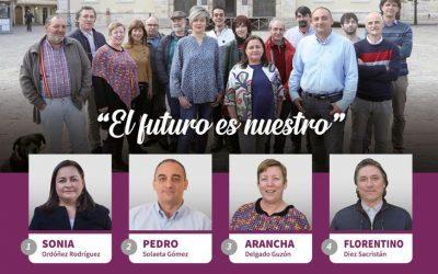 «El futuro es nuestro», con Ganemos Palencia
