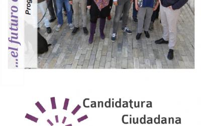 Programa electoral Ganemos Palencia 2019