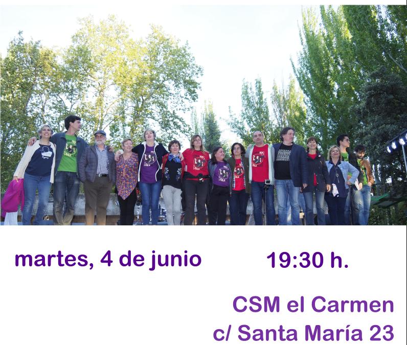 Acta de la Asamblea de Ganemos Palencia del 4 de junio de 2019