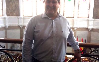 Discurso de investidura del Diputado Eduardo Hermida