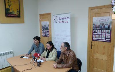 Ganemos Palencia critica la inestabilidad en el Ayuntamiento y el cambio del horario de los plenos
