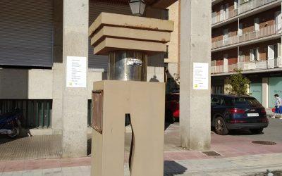 Celebramos la retirada del busto de Abilio Calderón