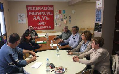 """Ganemos Palencia: """"Las peticiones de los barrios son las mismas desde hace años"""""""