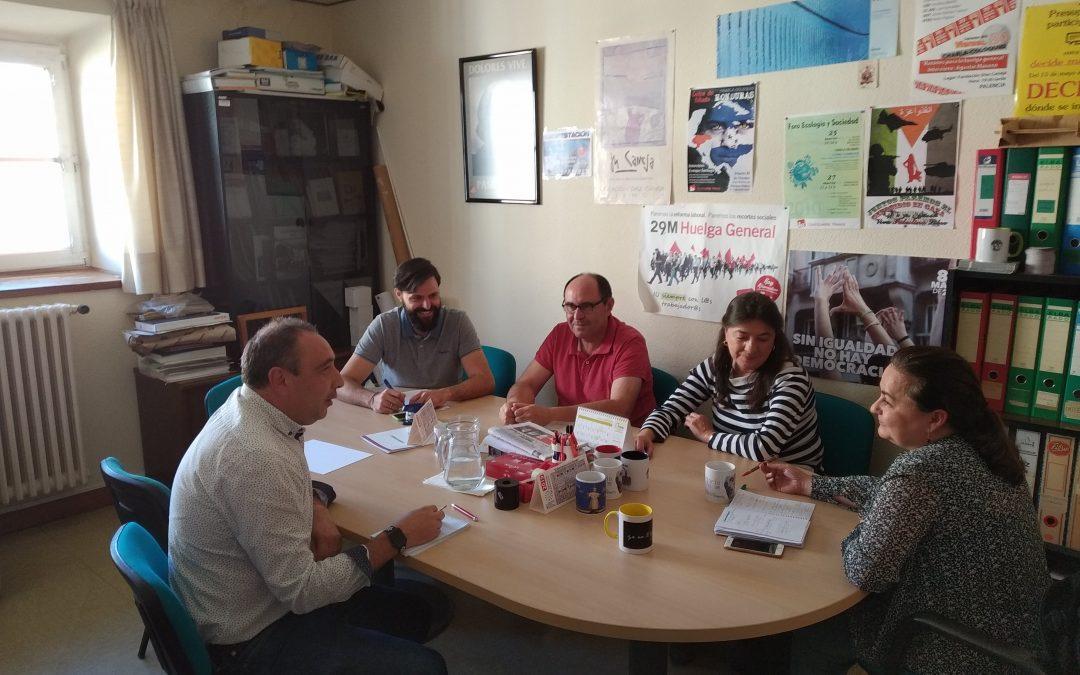 Ganemos Palencia opina que el Ayuntamiento es un motor que se gripa por los problemas de personal