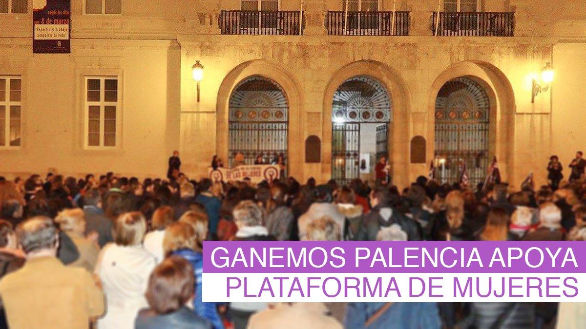 Plataforma por el derecho de las mujeres de Palencia