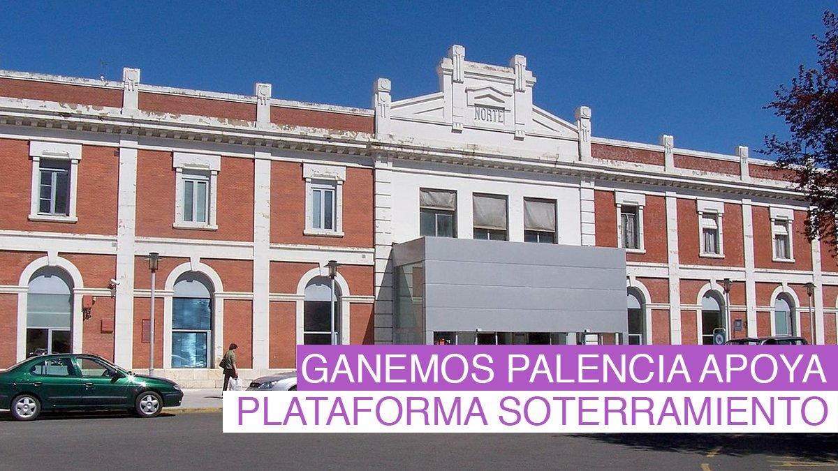 Palencia Soterramiento