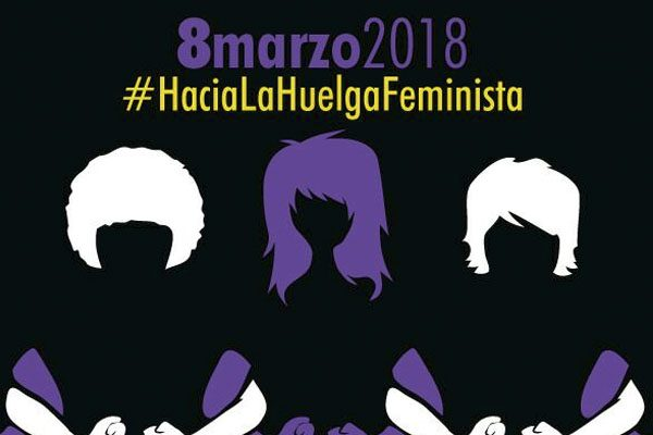 Moción de Apoyo a la Huelga Feminista del 8 de marzo de 2018