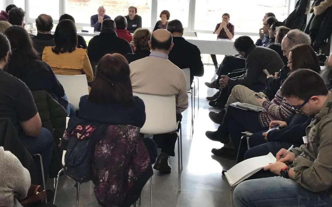 Revalidar la ilusión para avanzar en los procesos municipalistas en cada pueblo de la región