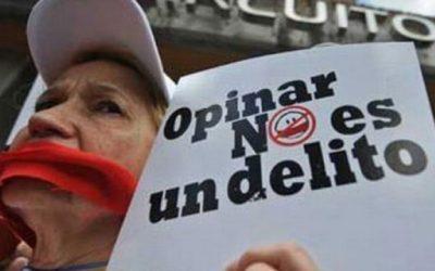 Ganemos Palencia presentará dos mociones en apoyo de la libertad de expresión y de los defensores de Derechos Humanos