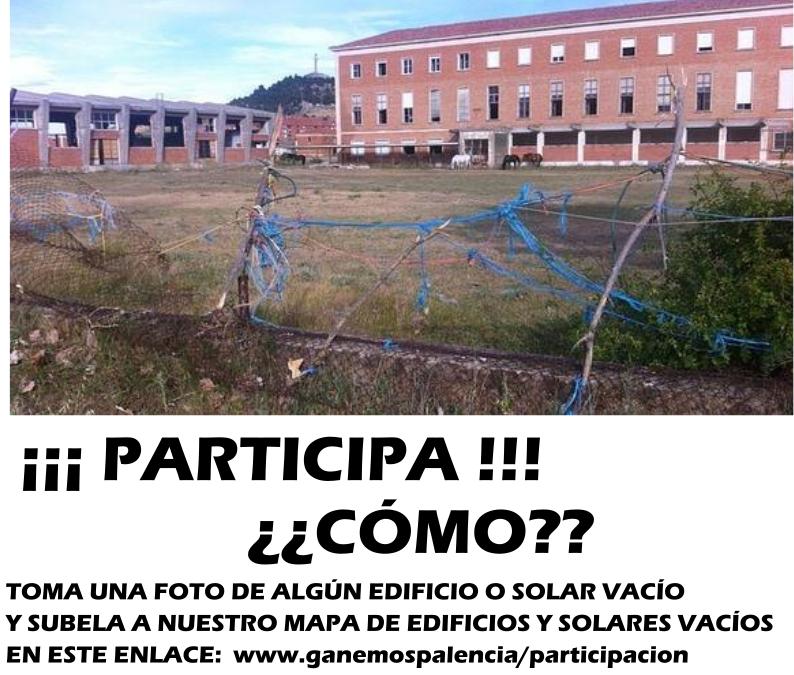 Espacios urbanos degradados en un Ayuntamiento con superavit