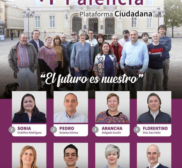 """""""El futuro es nuestro"""", con Ganemos Palencia"""