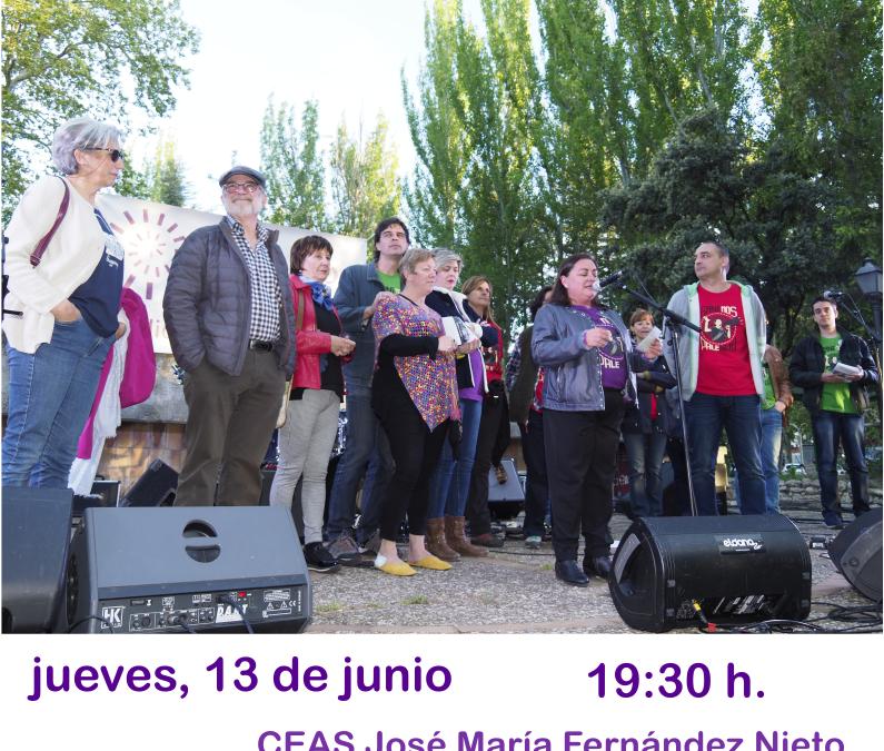 Acta de la Asamblea Extraordinaria de Ganemos Palencia del 13 de junio de 2019