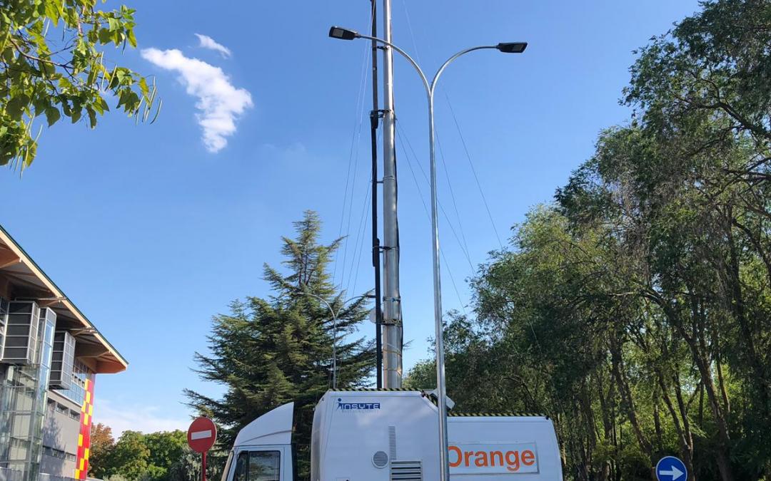 Es básico un estudio de las antenas de telefonía en la ciudad