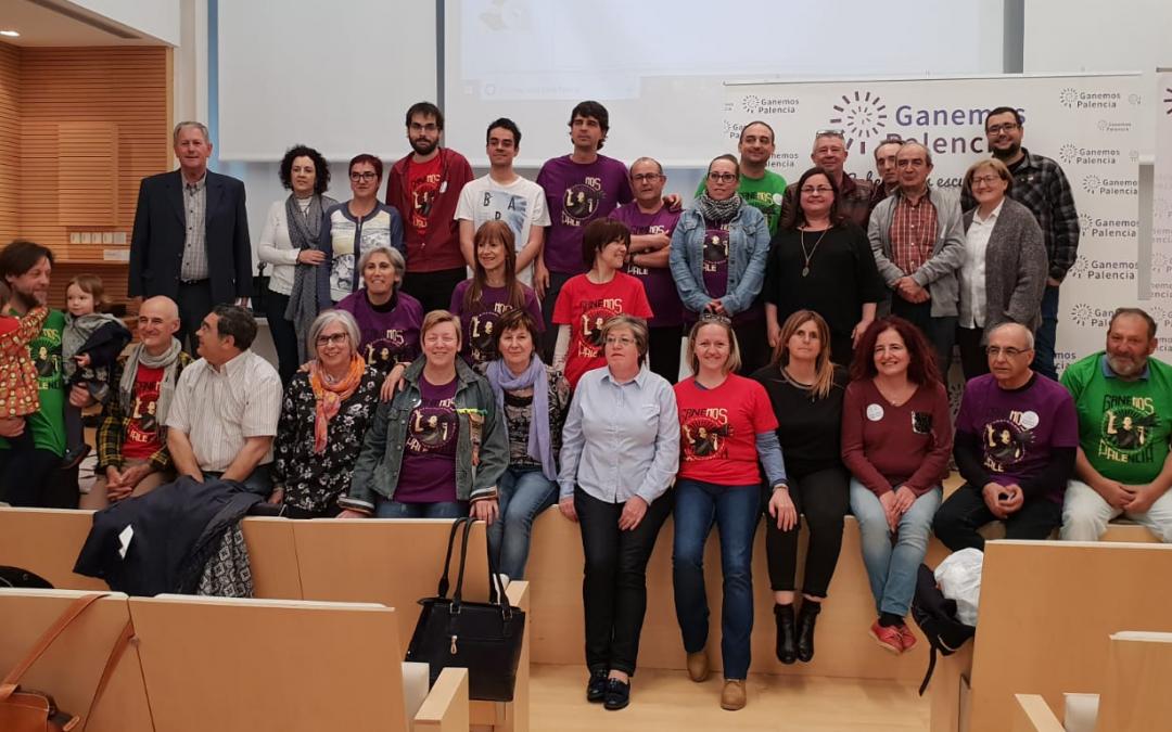Reglamento de organización Ganemos Palencia