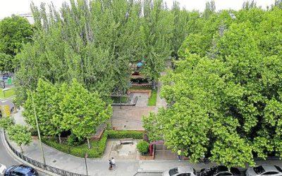 Moción sobre la reforma del parque de Los Jardinillos