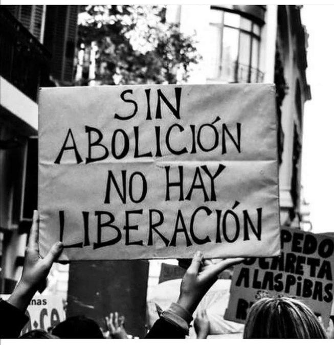 Moción por la abolición de la prostitución