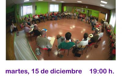 Acta de la Asamblea de Ganemos Palencia del 15 de diciembre de 2020