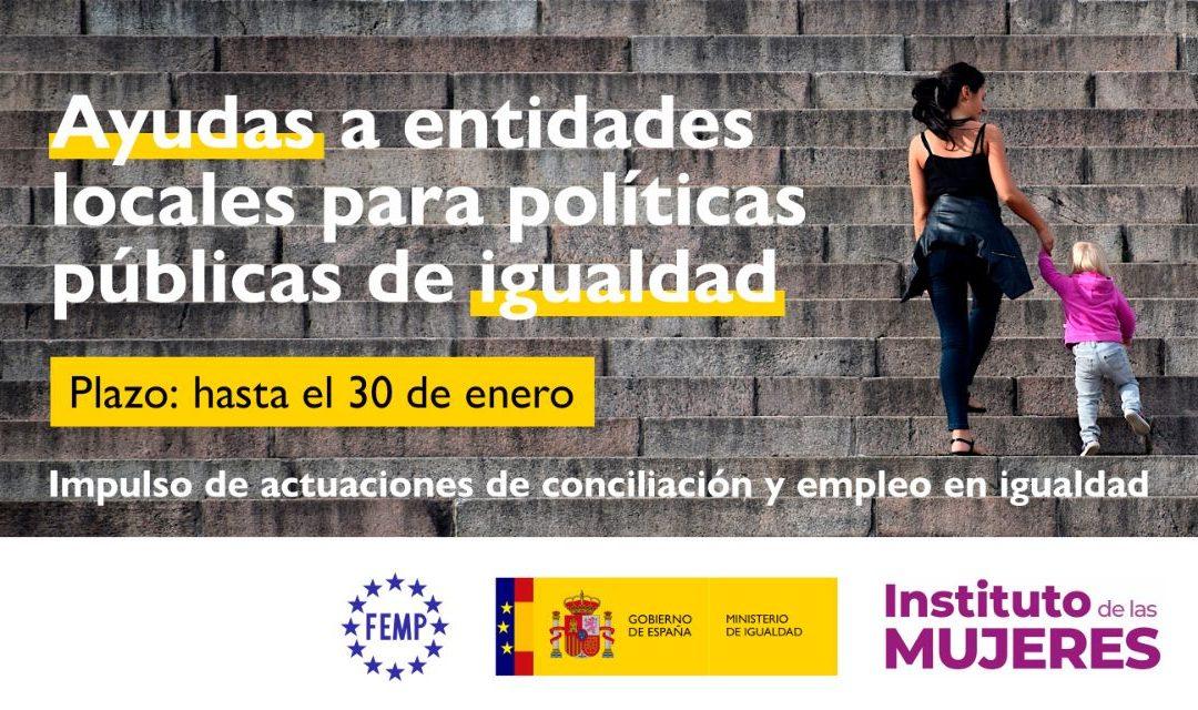 El Ayuntamiento desperdicia una convocatoria para la conciliación y el empleo en igualdad