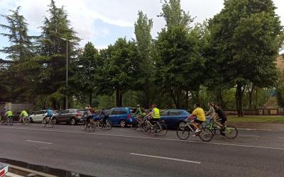 Manifiesto por la Seguridad Vial en Palencia