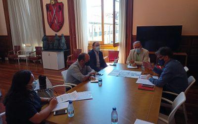 Ganemos Palencia plantea al equipo de Gobierno sus propuestas sobre el proyecto de la Plaza de León