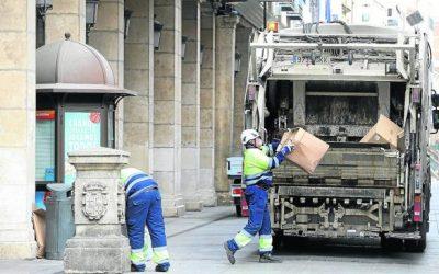 Moción por un análisis del sistema del servicio de limpieza y de recogida de basura en Palencia