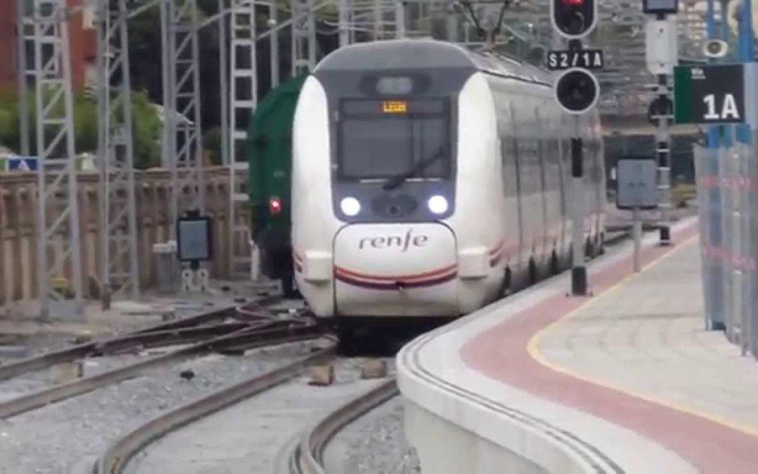 Nuestra apuesta es por el ferrocarril público y sostenible